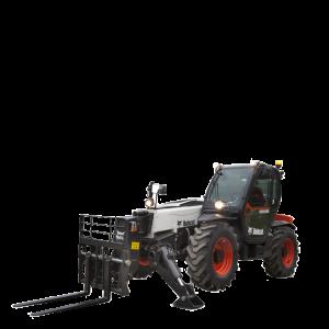 Vermietung Erdbaumaschinen Teleskoplader Bobcat T36_120SL ZWO Baumaschinen-Service GmbH