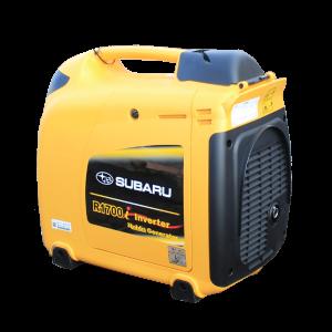 Vermietung Energie Baustrom Event Tragbarer Stromerzeuger 230V SUBARU iNVERTER 1,8kW_ZWO Baumaschinen Service GmbH