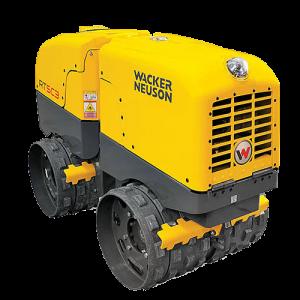 Vermietung Bodenverdichtung Walze Wacker Neuson RTSC ZWO Baumaschinen-Service GmbH
