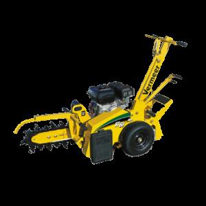 Vermietung Agrarmaschinen Grabenfräse Fräse Beregnungsanlagenfräse VERMEER RT60 ZWO Baumaschinen Service GmbH