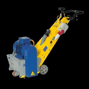Vermietung Bodenbearbeitungsmaschinen Beton-Estrichfräse VA30SH VONARX_ZWO Baumaschinen Service GmbH