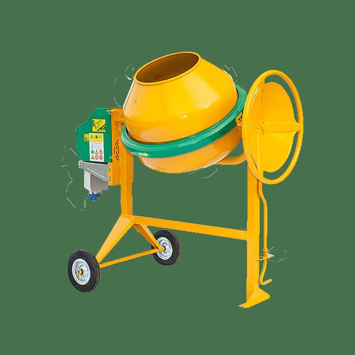 Vermietung Betonbearbeitung Betonmischer LINOSELLA S150_ZWO Baumaschinen Service GmbH