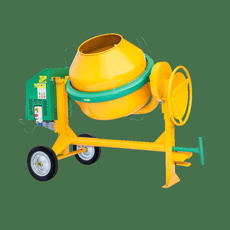 Vermietung Betonbearbeitung Betonmischer LINOSELLA S320_ZWO Baumaschinen Service GmbH