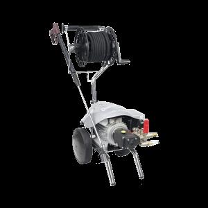 Vermietung Reinigungsgeräte Hochdruckreiniger IDROBASE COCCINELLA_ZWO Baumaschinen Service GmbH