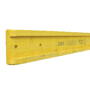 Vermietung Baustellenenrichtung Stützen Holzschalungsträger_ZWO Baumaschinen Service GmbH