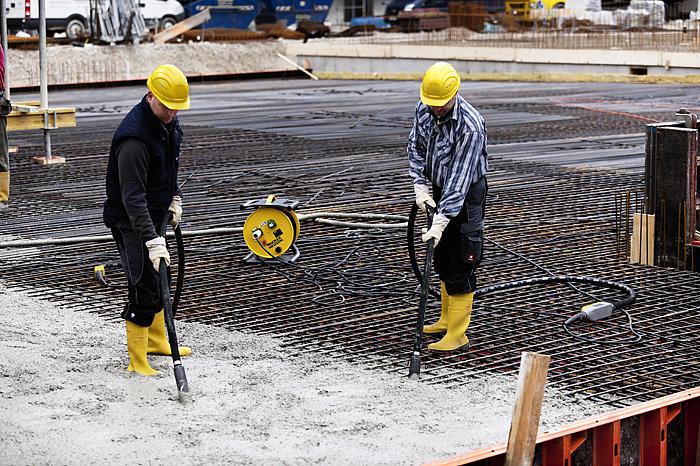 Vermietung Betonbearbeitung Innenrüttler WACKER NEUSON IRFU_ZWO Baumaschinen Service GmbH