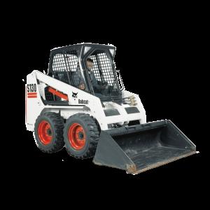Vermietung Erdbaumaschinen Kompaktlader Bobcat S130 ZWO Baumaschinen-Service GmbH