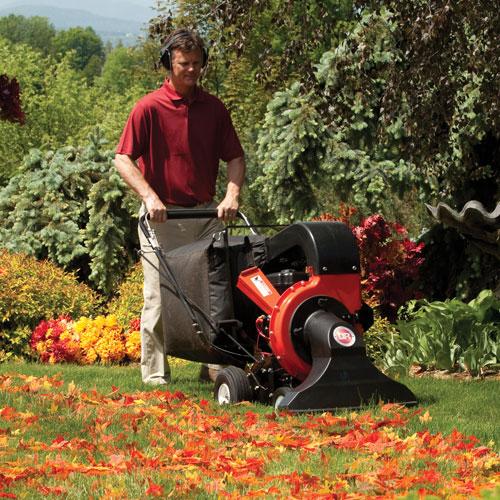 Vermietung Gartenmaschinen Laubsauger DR POWER_ZWO Baumaschinen Service GmbH