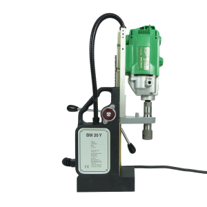 Vermietung Elektrowerkzeuge Magnetbohrmaschine HITACHI BM20Y_ZWO Baumaschinen Service GmbH