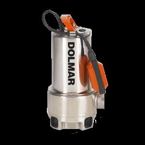 Vermietung Pumpen Schmutzwasser Tauchpumpe DOLMAR EP1500DS_ZWO Baumaschinen Service GmbH
