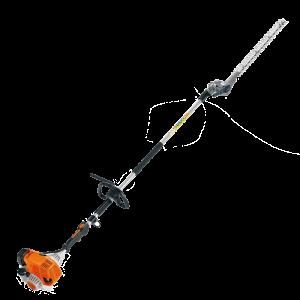 Vermietung Gartenmaschinen Teleskop-Heckenschere HL100 STIHL_ZWO Baumaschinen-Service GmbH