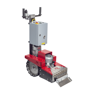 Vermietung Bodenbearbeitungsmaschinen Teppichstripper ROLL RO-2_ZWO Baumaschinen Service GmbH