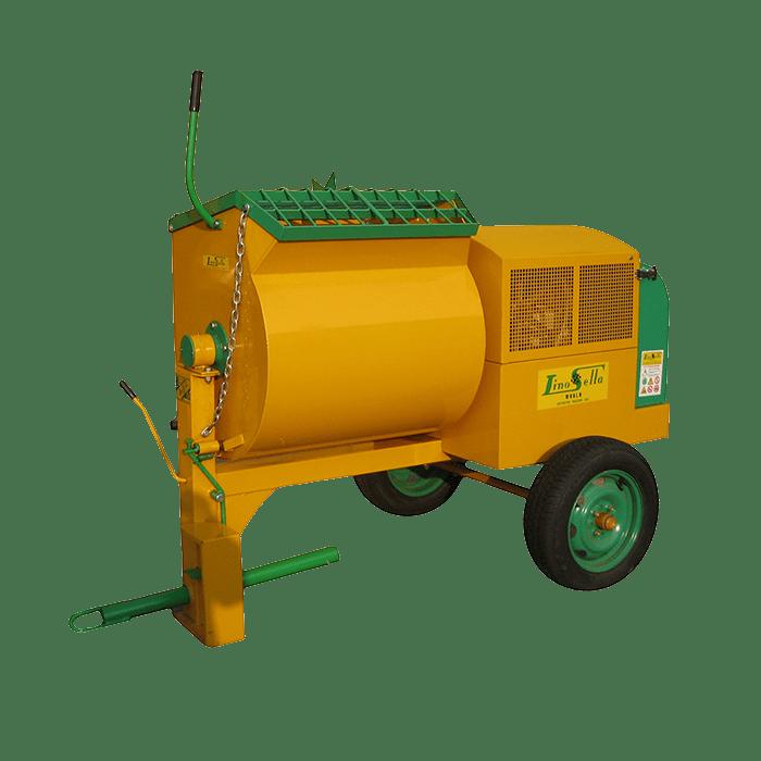 Vermietung Betonbearbeitung Zwangsmischer LINOSELLA S320 S80D_ZWO Baumaschinen Service GmbH