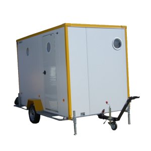 Vermietung Container Raumlösungen Bauwagen Schnellläufer D402 3,50m CNSE Zwo Baumaschinen Service GmbH